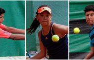 Tres nacionales mantienen la ilusión en singles de la Copa FTCh Gira COSAT