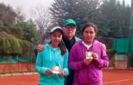 Hoy finaliza la Copa Carlos Ayala en el Club de Tenis Santiago