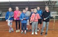 Coyhaique: Positivos resultados en proyecto de tenis financiado con el 2% del Deporte