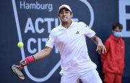 Garin vence a Nishikori y buscará los cuartos de final en Hamburgo