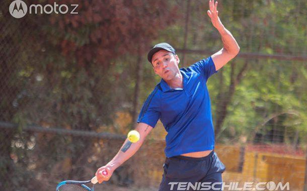Club de Tenis de Concepción realizará torneo internacional senior