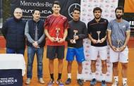 Cristóbal Saavedra ganó hoy su título 40 en torneos Futuros