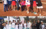 La Católica arremete con todo en el tenis chileno