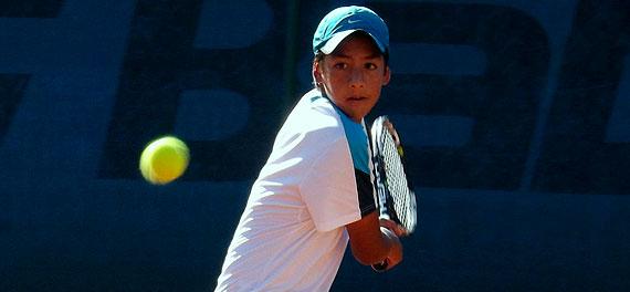 Con nuevo título de Daniel Núñez terminó participación chilena en el circuito juniors