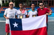 Daniel Núñez levantó el título individual de la Copa El Salvador