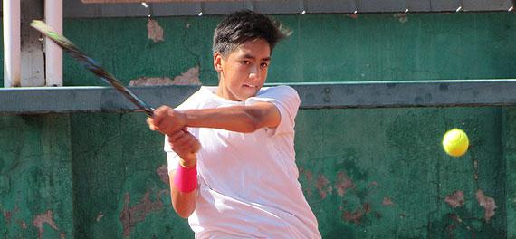 Rigoberto Valenzuela brilló primero en el RUN