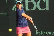Daniela López avanza por partida doble en la Copa Ciudad de Tigre