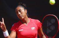 Daniela Seguel no pudo seguir avanzando en el WTA de Colombia
