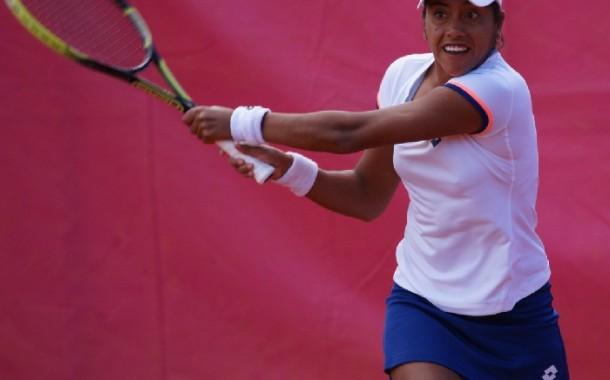 Daniela Seguel es finalista de dobles en el ITF de Tunez