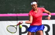 Daniela Seguel se instaló en la final de dobles en el ITF de Sao Paulo