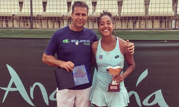 Daniela Seguel tras el título en Sevilla: Iniciar así el proceso con mi nuevo entrenador me ilusiona