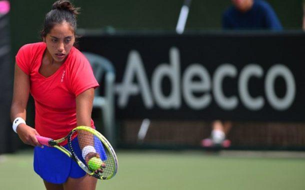 Daniela Seguel avanzó a semifinales de dobles del ITF de Ystad