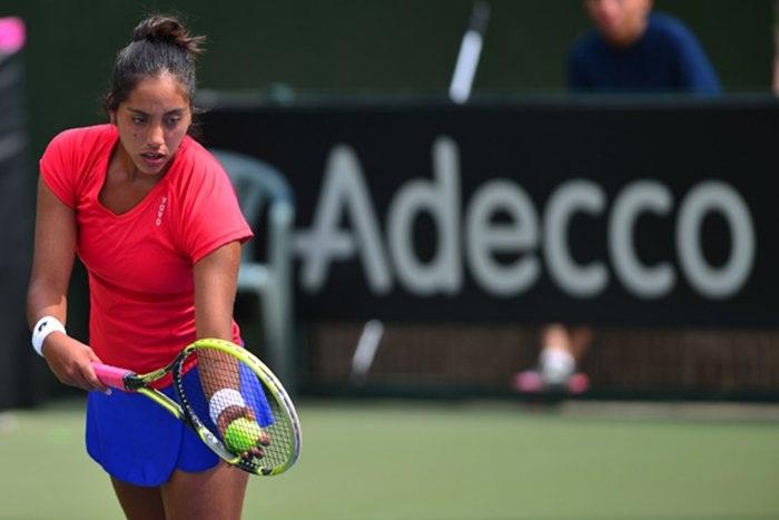 Daniela Seguel se instaló en las semifinales singles del W25 de Túnez