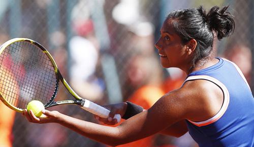 Daniela Seguel clasificó al cuadro principal en el W25 de Sao Paulo