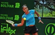 El encuentro de Daniela Seguel en el dobles WTA Bogotá fue suspendido