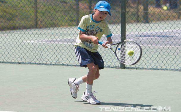 Club de Golf Las Araucaria de Buin se lució en el Tenis 10