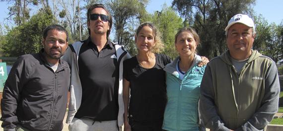 Federación de Tenis de Chile anuncia nuevo Departamento de Capacitación