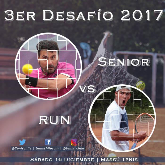 3er Desafío Senior vs RUN 2017