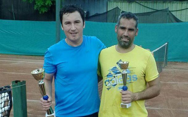 Claudio Díaz gana título en Vulco y sube al 4 de Chile