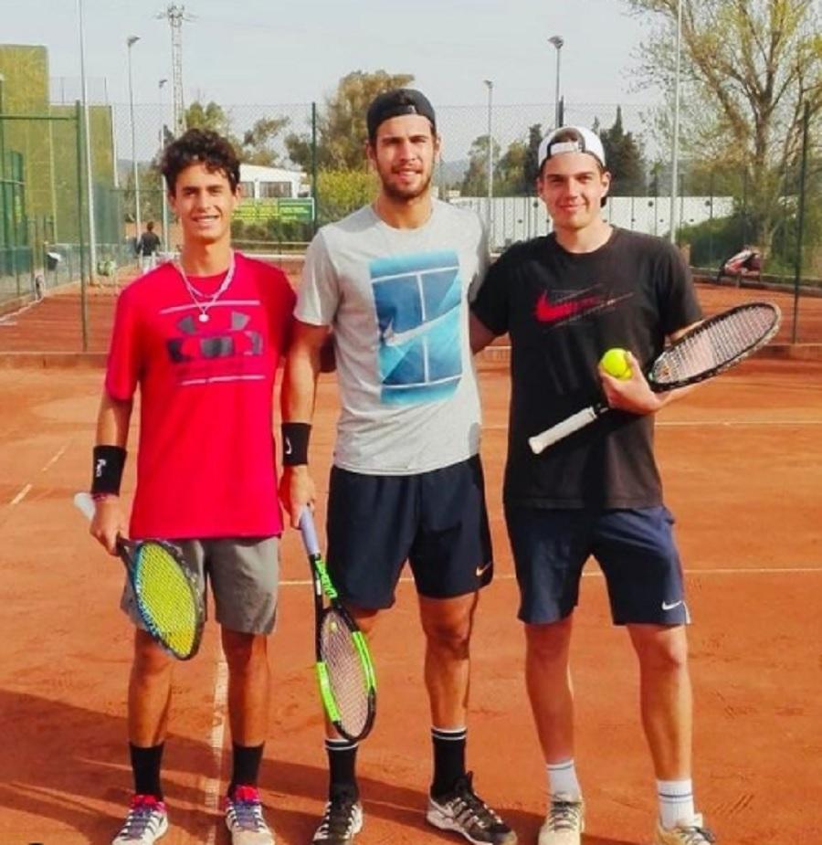 Fernández y Vernier eliminados en Melilla