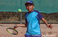Araucana recibió al torneo más grande del año en tenis 10