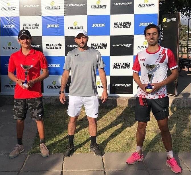 Diego Muñoz fue campeón del último +100 RUN