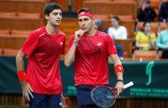 Pesó la experiencia: Suecia venció a Chile en el dobles y saca ventaja en la serie de Copa Davis