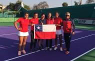 Chile no pudo en la final de la Zona 1 Americana de Fed Cup