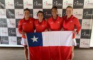 Quieren llegar alto: Chile debutará ante Brasil en el Grupo I Americano de la Fed Cup