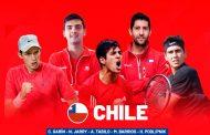 COMENZÓ LA COPA DAVIS, VAMOS CHILE!!!