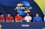 Cristian Garin y el comienzo de la ATP Cup: