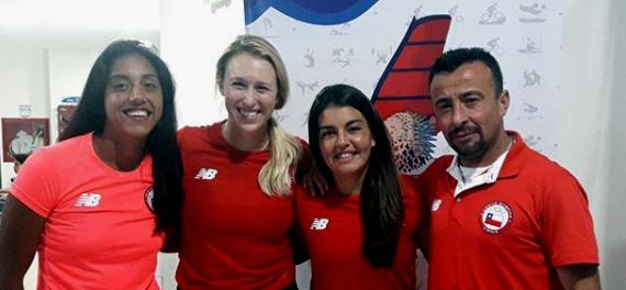 Chile ya tiene rivales en los XVIII Juegos Bolivarianos de Santa Marta