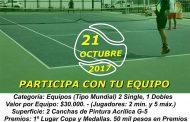 Torneo por equipos en Futuros para el Tenis