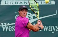 Escobedo será el rival de Garin mañana Domingo en Indian Wells