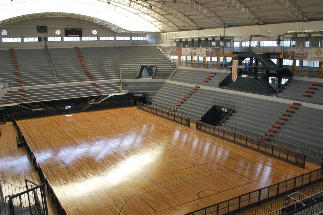 Copa Davis: un estadio cubierto de San Juan será la sede para recibir en abril a Chile