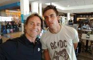 Ernesto y Martin Ezquer: Padre e hijo y su relación entrañable con el tenis