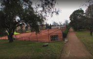 Construirán viviendas sociales sobre canchas de tenis a una cuadra del Parque Arauco en Santiago
