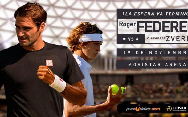 Aún quedan BOX corporativos para ver a Federer en Chile