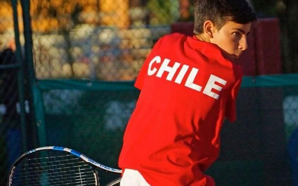 5-2 abajo Chile en Cosat de Colombia