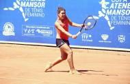 Fernanda Brito se instaló en octavos de final en el ITF de Santa Cruz