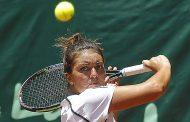 Fernanda Brito arrasó en la primera ronda individual del W15 Guayaquil