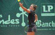 Fernanda Brito está en cuartos de singles y semi de dobles en Tunez