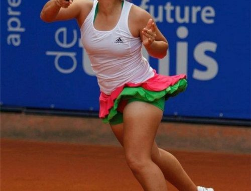 Brito fue sorprendida por joven Schaefer y dijo adiós al ITF de San José Dos Campos