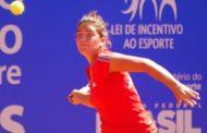 Fernanda Brito se instaló entre las cuatro mejores de la Copa Amboró