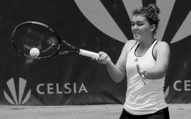 Fernanda Brito superó la primera ronda en un nuevo ITF 15K de Hammamet