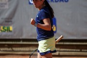 Labraña jugará su primera final G2 ITF