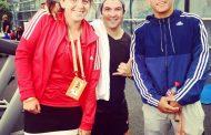 Sigue el sueño Roland Garros, Soto y Labraña ganaron en dobles