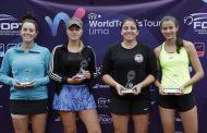 Fernanda Labraña grita campeona por primera vez