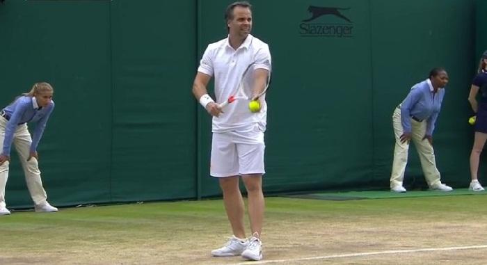 Fernando González gana su primer partido en Wimbledon