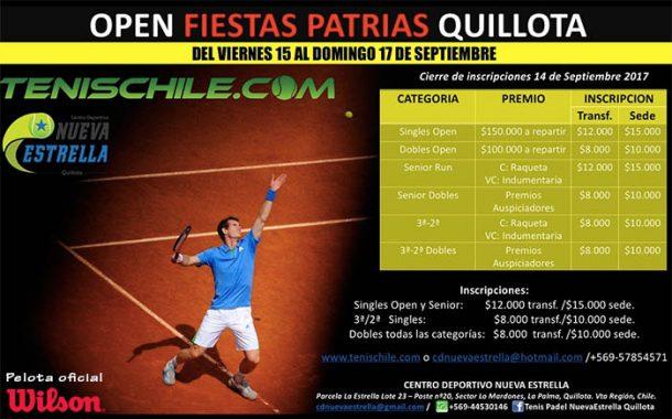 Torneo Fiestas Patrias en Quillota